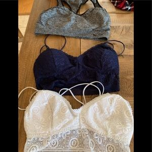 Abercrombie & Fitch Bralettes